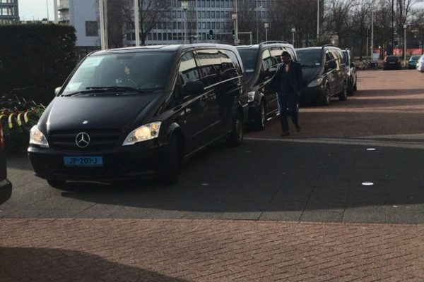 Taxi lange afstand